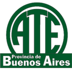 Logo ATE provincia de Buenos Aires