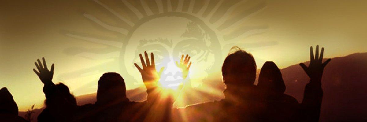 Fiesta del sol, año nuevo en el hemisferio sur